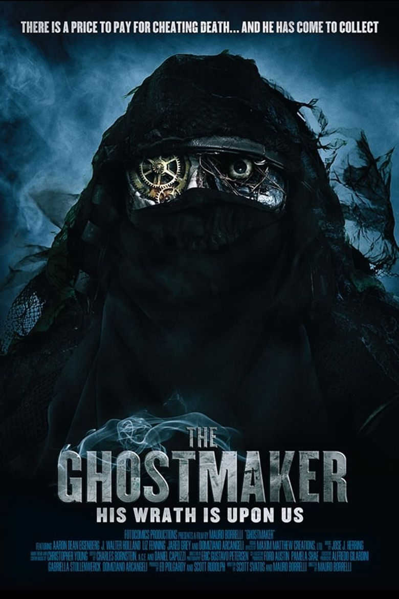 The Ghostmaker Poster