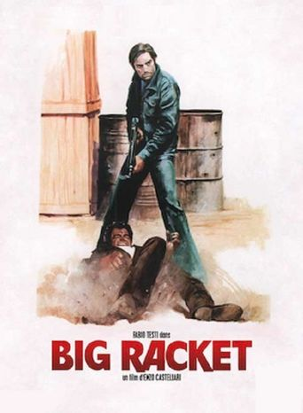 The Big Racket Poster