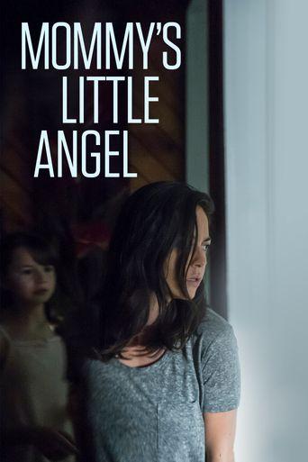 Mommy's Little Angel Poster