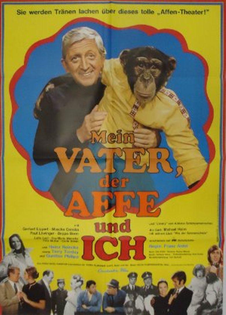 Mein Vater, der Affe und ich Poster