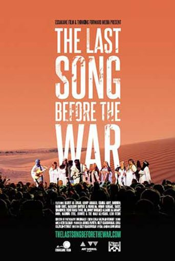 The Last Song Before the War Poster