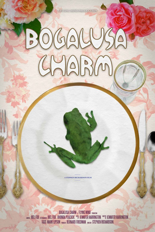 Bogalusa Charm Poster