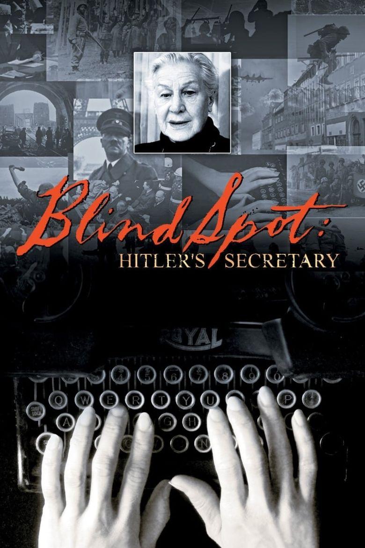Blind Spot: Hitler's Secretary Poster