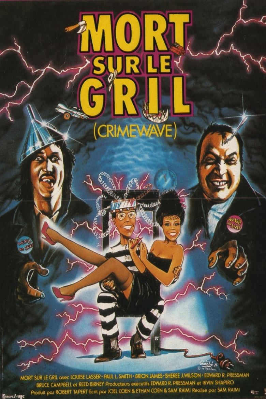 Crimewave Poster