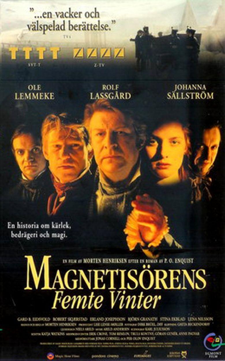 Magnetisörens femte vinter Poster