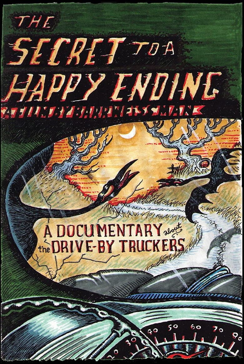 Drive-By Truckers: The Secret to a Happy Ending Poster