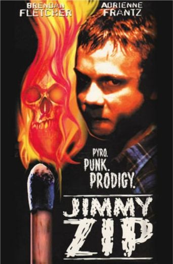 Jimmy Zip Poster