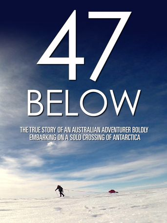 47 Below Poster