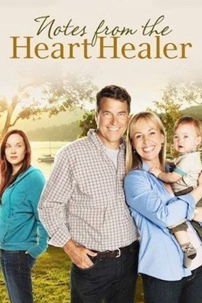 Notes from the Heart Healer Poster