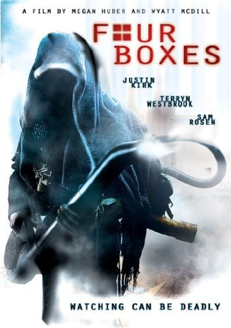 Four Boxes Poster