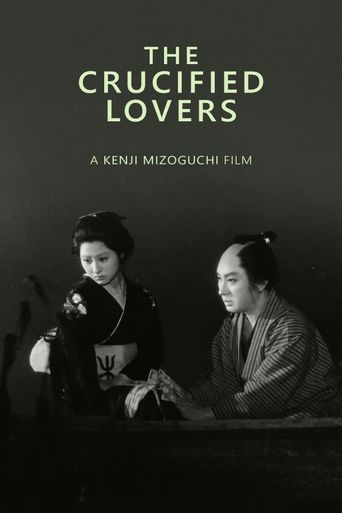 The Crucified Lovers Poster