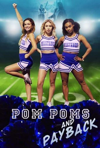 Pom Poms and Payback Poster