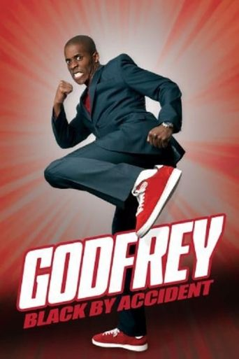 Godfrey: Black By Accident Poster
