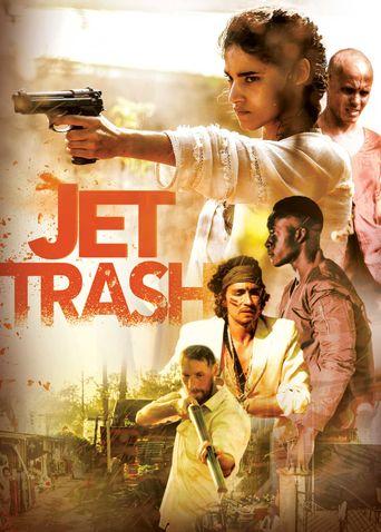 Jet Trash Poster