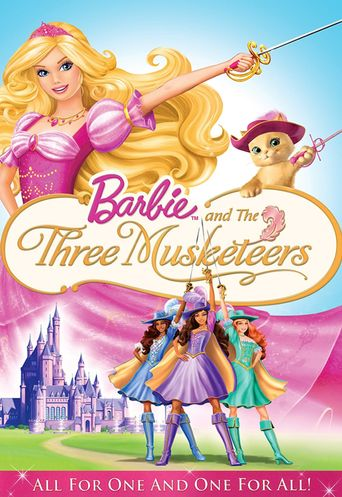 Watch Barbie and the Three Musketeers
