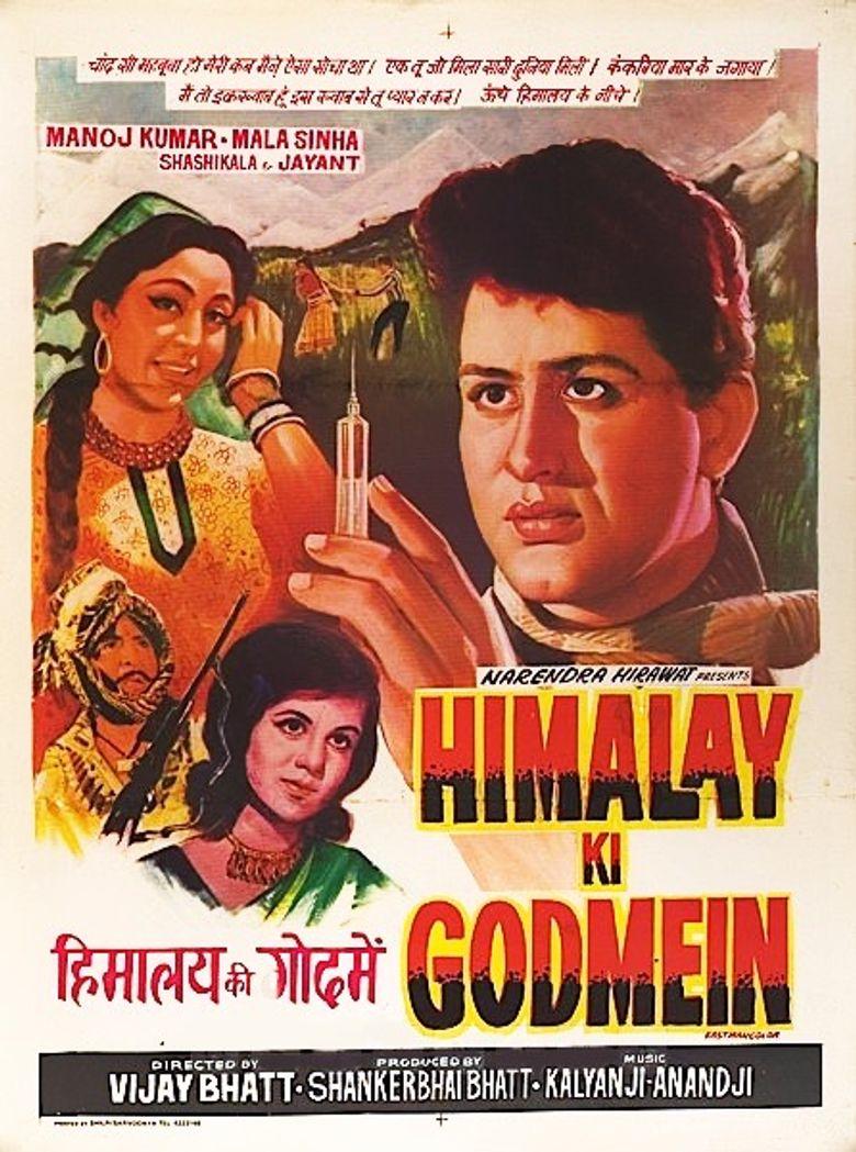 Himalay Ki Godmein Poster