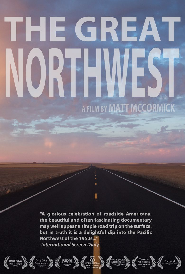 The Great Northwest Poster