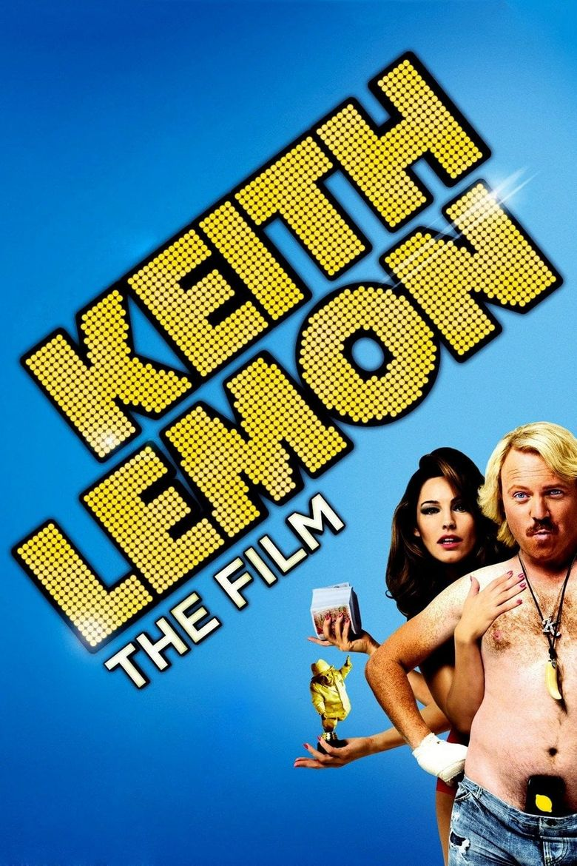 Keith Lemon: The Film Poster