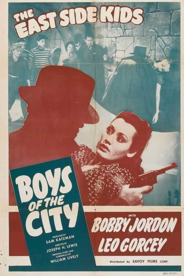 Boys of the City Poster