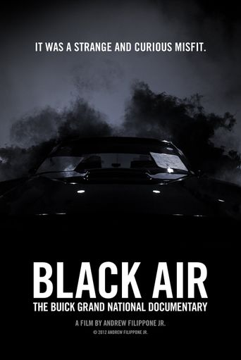 Black Air: The Buick Grand National Documentary Poster