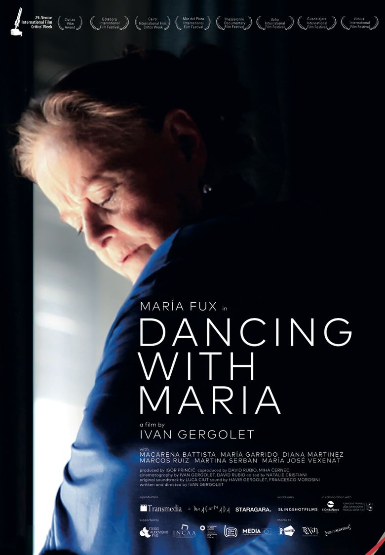 Dancing with Maria Poster