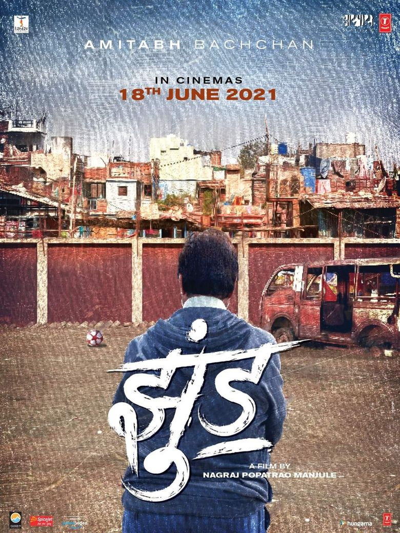 Jhund Poster