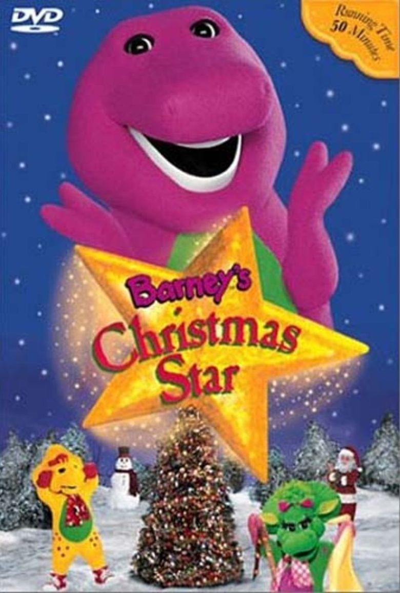 Barney\'s Christmas Star (2002): Where To Watch It Streaming Online ...