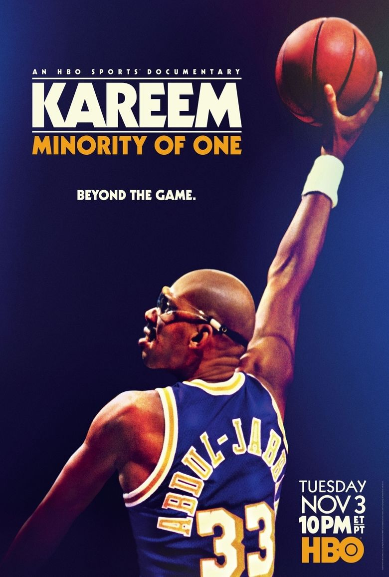 Kareem: Minority of One Poster