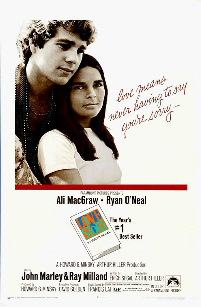Love Story Poster