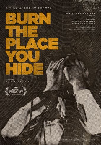 Burn the Place You Hide Poster