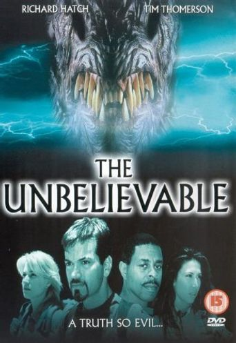 Unseen Evil Poster