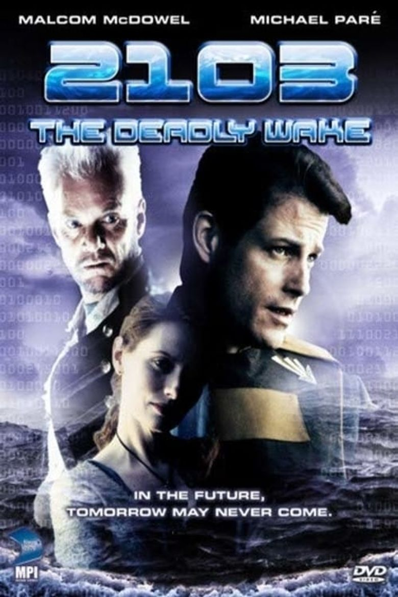 2103: The Deadly Wake Poster