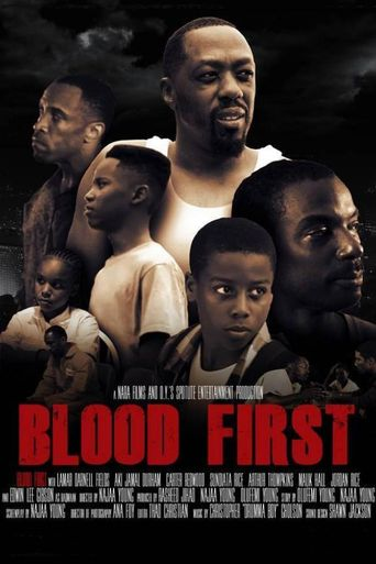 Watch Blood First