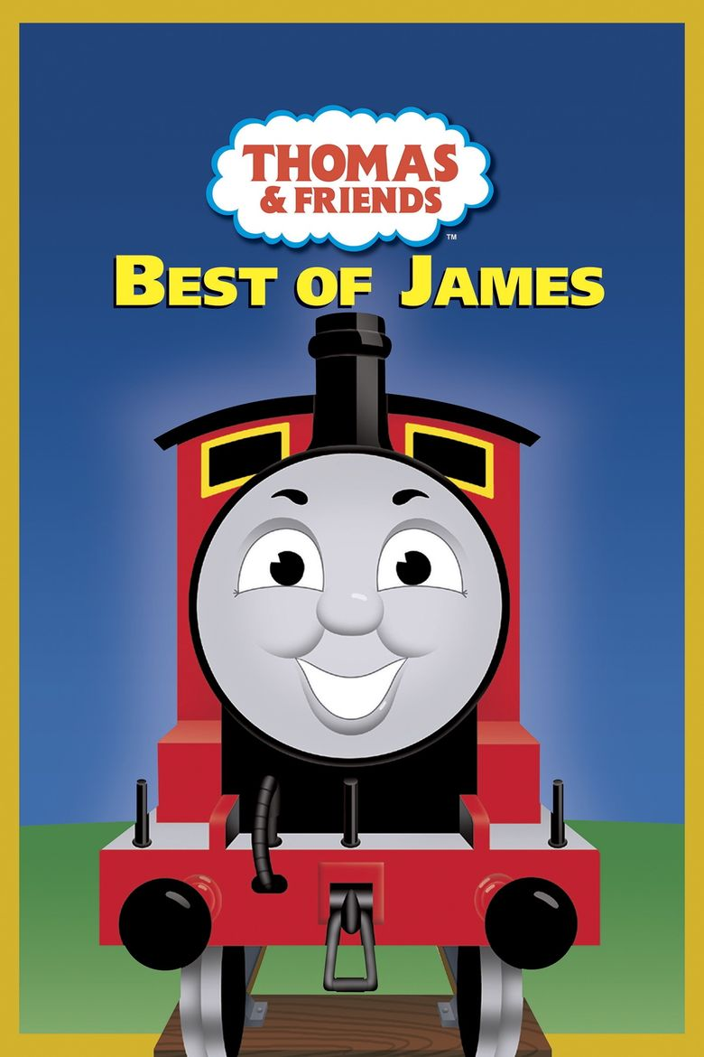 Thomas & Friends: Best Of James Poster