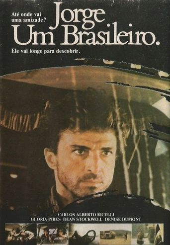 Jorge, Um Brasileiro Poster