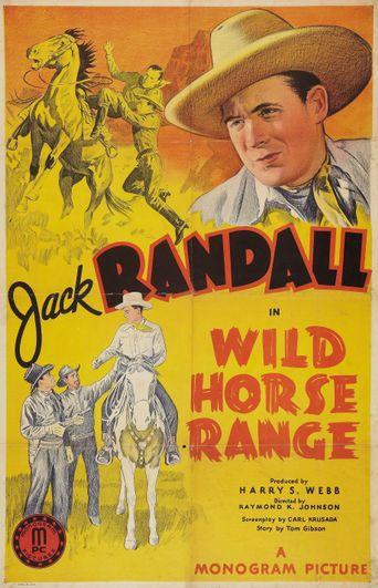 Wild Horse Range Poster
