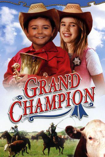 Grand Champion Poster