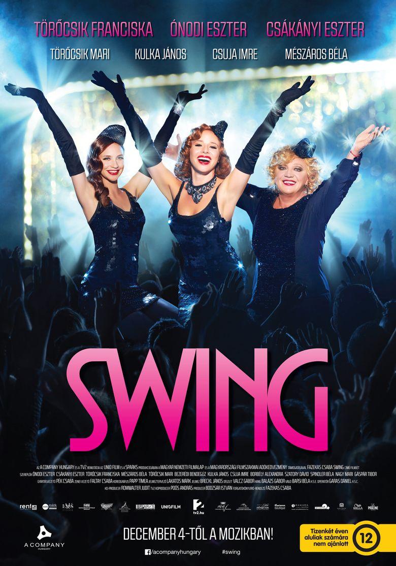 Swing Poster