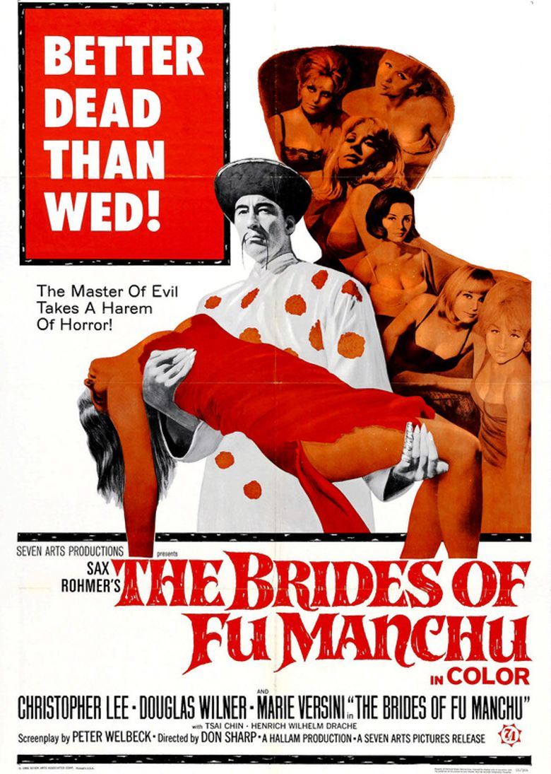 Watch The Brides of Fu Manchu