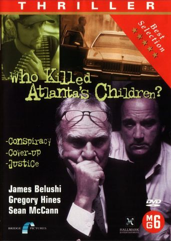 Who Killed Atlanta's Children? Poster