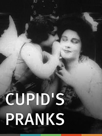 Cupid's Pranks Poster