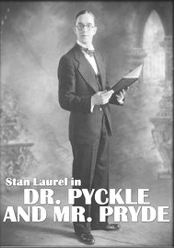 Dr. Pyckle and Mr. Pryde Poster