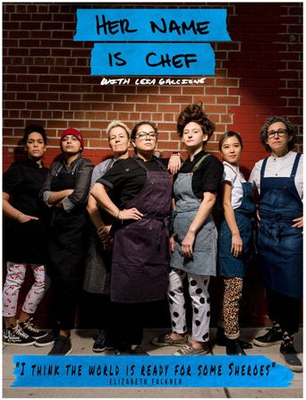 Her Name Is Chef Poster