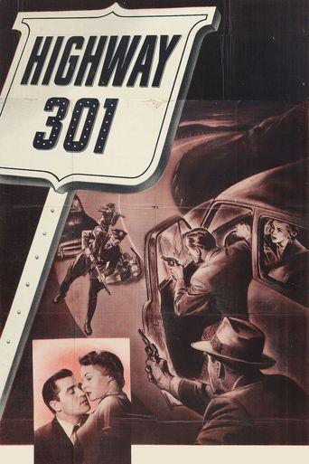 Highway 301 Poster