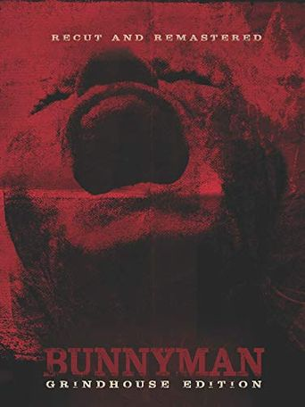 Bunnyman: Grindhouse Edition Poster