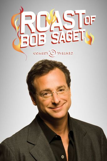 Comedy Central Roast of Bob Saget Poster