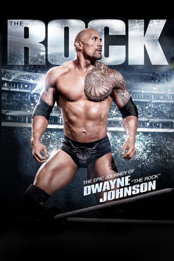 The Rock: The Epic Journey of Dwayne Johnson Poster