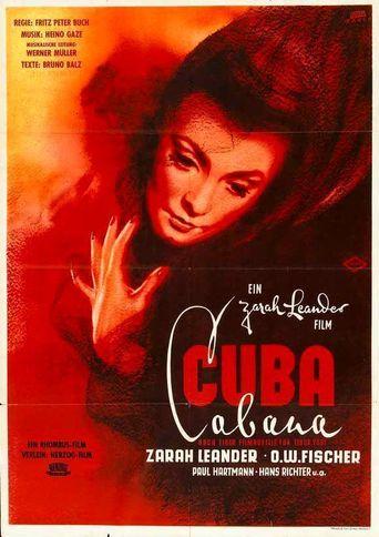 Cuba Cabana Poster