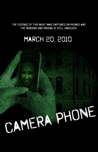 Camera Phone Poster