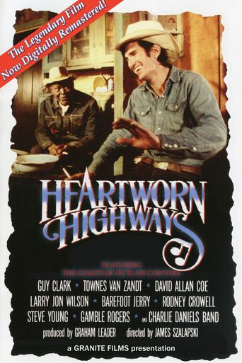 Heartworn Highways Poster